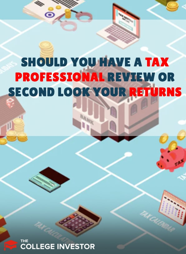 Do You Need A 'Second Look' Tax Return Review From A Tax Pro?