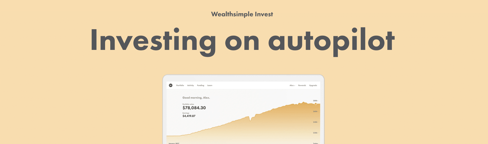 Wealthsimple investing